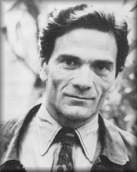 30 ottobre: Corpus Pasolini