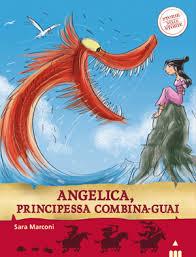 Cop Angelica principessa combina guai