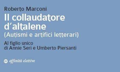 Presentazione libro di Roberto Marconi