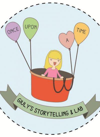 """Presentazione """"Giuly's Storytelling & Lab"""""""