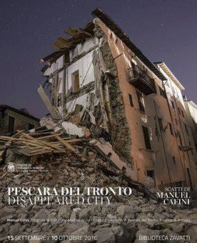 Locandina Mostra Cafini set ott 2016