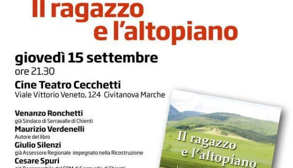 locandina 15 set 2016 presentazione Ronchetti