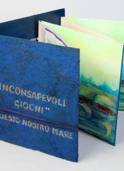 Esposizione dei libri d'artista del gruppo GALA