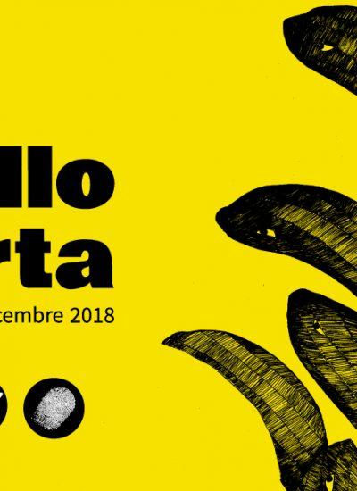 Giallocarta Cartacanta 2018. Domenica 28 ottobre 2018