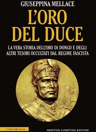 """Presentazione di """"L'oro del Duce"""". 17 novembre 2018"""