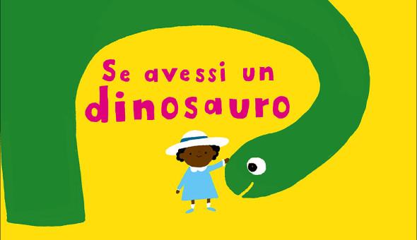 Cop Se avessi un dinosauro