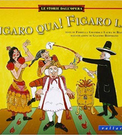 Rinviata lettura 6/3/2020: Figaro qua! Figaro là!