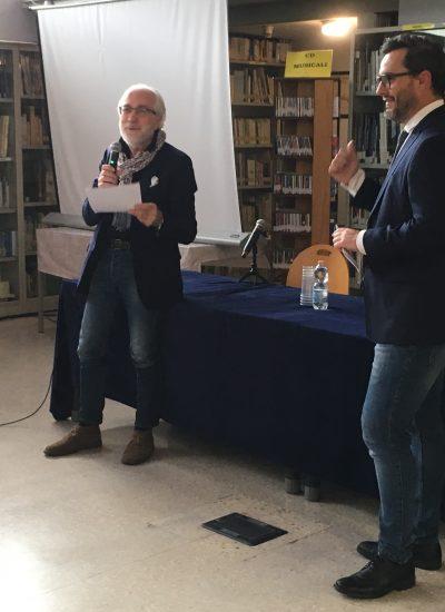 I 50 anni della Biblioteca Zavatti (le foto)