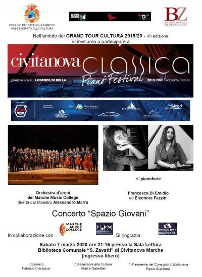 07/3/2020: Civitanova Classica